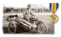 WW1 Motorcycle