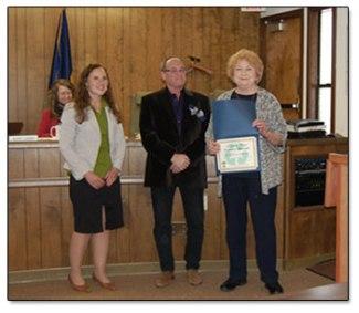 2015 Greener Florence Certificate