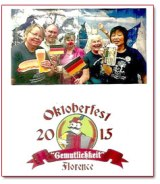 Siuslaw Genealogy Society Oktoberfest 2015