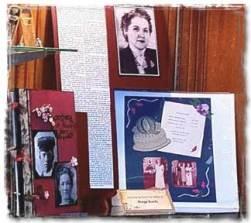 Siuslaw Genealogy Society Mtg - Scapbooking