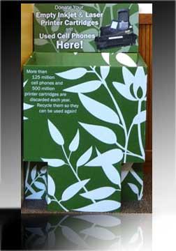 Siuslaw Genealogy Society Fundraiser Box